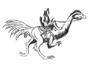 riding beast 002